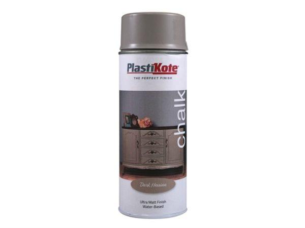 Chalk Finish Spray Dark Hessian 400ml