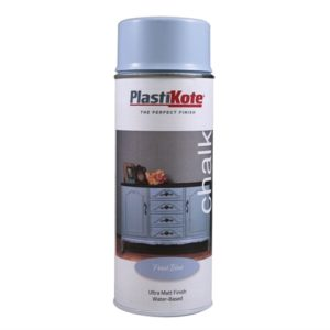 Chalk Finish Spray Frost Blue 400ml