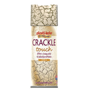 Crackle Touch Spray Colony Cream Top Coat 400ml