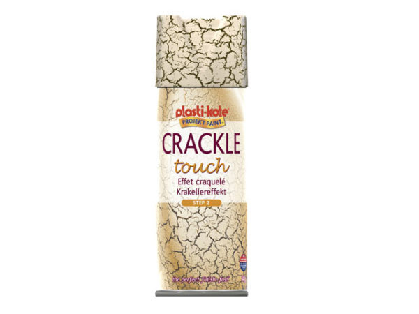 Crackle Touch Spray Brown Base Coat 400ml