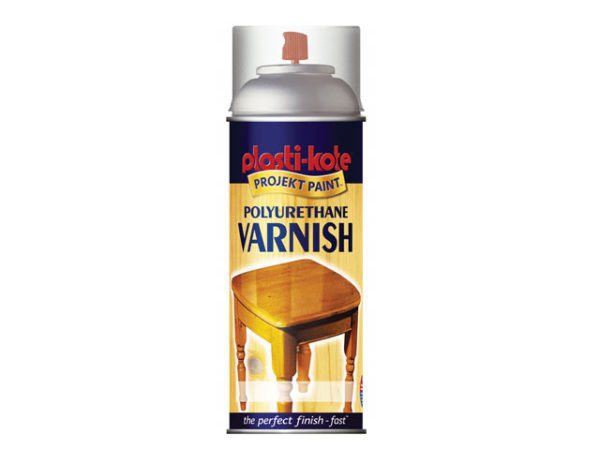 Varnish Spray Clear Gloss 400ml