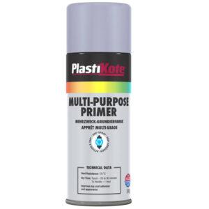 Multi Purpose Enamel Spray Grey Primer 400ml