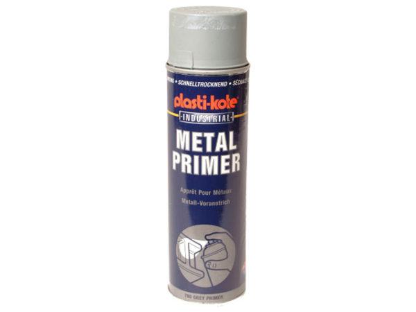 Industrial Primer Spray Grey 500ml