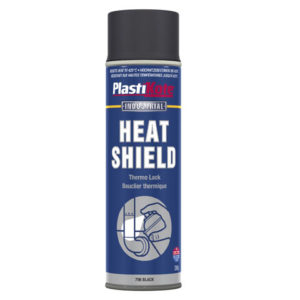 Industrial Heatshield Spray Black 500ml