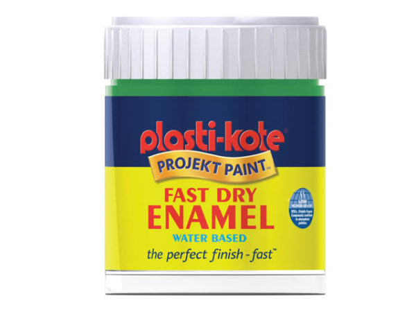 Fast Dry Enamel Paint B23 Bottle Harbour Blue 59ml