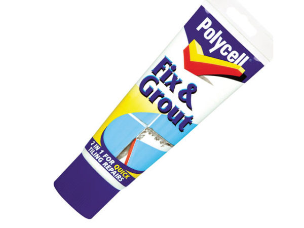 Fix & Grout Tube 330g