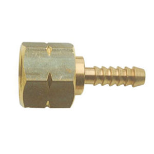 B1022 3/8in Left Hand Nut & 6mm Tail
