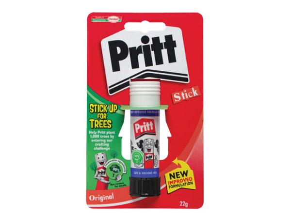 Pritt Stick Glue Medium Blister Pack 22g