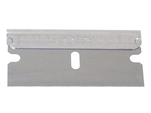 Regular-Duty Single Edge Razor Blades Steel Spine 50 Boxes of 100 Blades