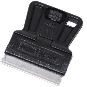 Plastic Mini Scraper + 1 Blade