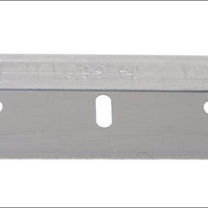 Regular-Duty Single Edge Razor Blades Blister 100 Blades