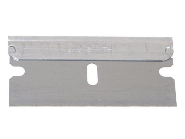 Regular-Duty Single Edge Razor Blades Dispenser of 100 Blades