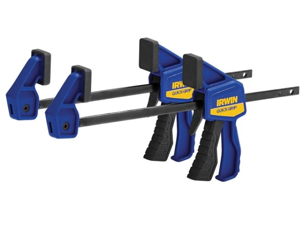 Micro Clamps Twin Pack 100mm (4in)
