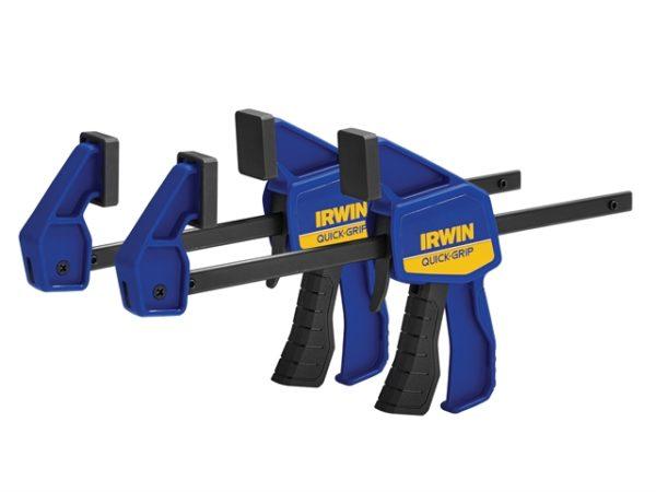 Mini Bar Clamp Twin Pack 150mm (6in)