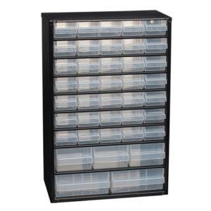 1321-07 Metal Cabinet 40 Drawer