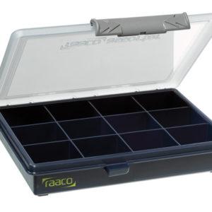 A6 Profi Service Case Assorter 12 Fixed Compartments