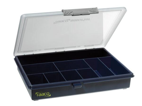 A5 Profi Service Case Assorter 9 Fixed Compartments