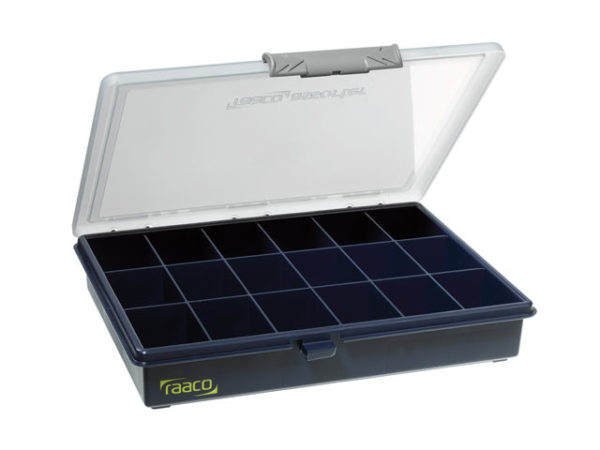 A5 Profi Service Case Assorter 18 Fixed Compartments