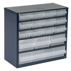 616-123 Metal Cabinet 16 Drawer