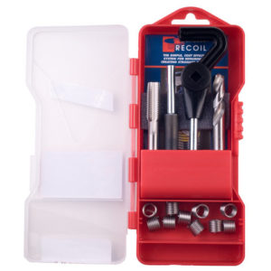 Insert Kit BSW 1/4 -20 TPI 10 Inserts
