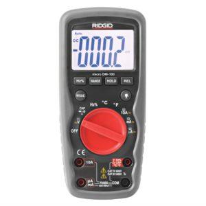 DM-100 Micro Digital Multimeter 37423