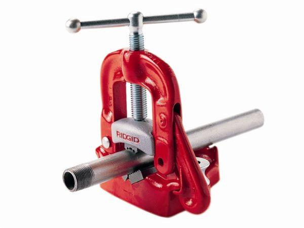21 Bench Yoke Vice 3-50mm Capacity 40080
