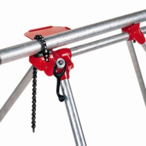 560 Top Screw Stand Chain Vice 3-125mm Capacity 40165