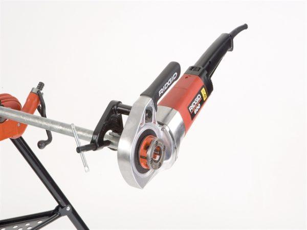 690-I Handheld Powered Pipe Threader 44943