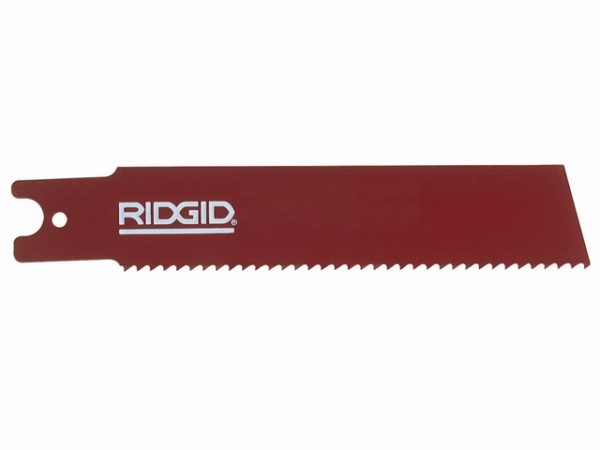 Reciprocating Saw Blade For Heavy Wall Steel Pipe 300mm (12in) Pack Of 5 71946