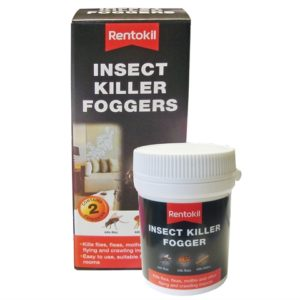 Insect Killer Foggers Twin Pack