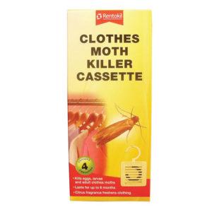Moth Killer Cassette Pack of 4