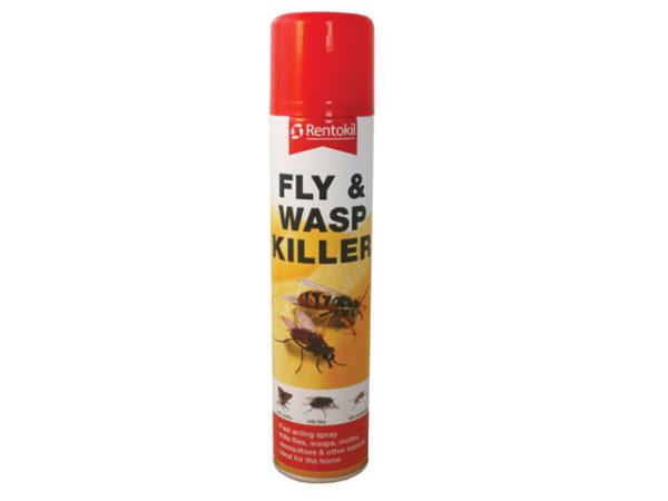 Fly & Wasp Killer Aerosol 300ml