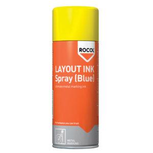 LAYOUT INK Spray Blue 400ml