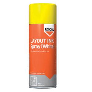 LAYOUT INK Spray White 400ml