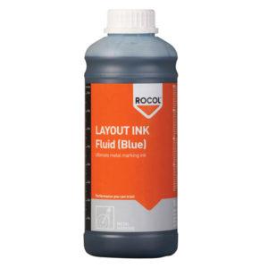 LAYOUT INK Fluid Blue 1 Litre