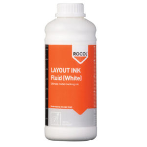 LAYOUT INK Fluid White 1 Litre
