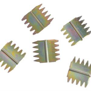 Scutch Combs 25mm (1in) Pack of 5