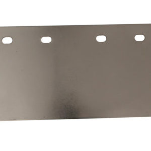 Stainless Steel Floor Scraper Blade 200mm (8in)