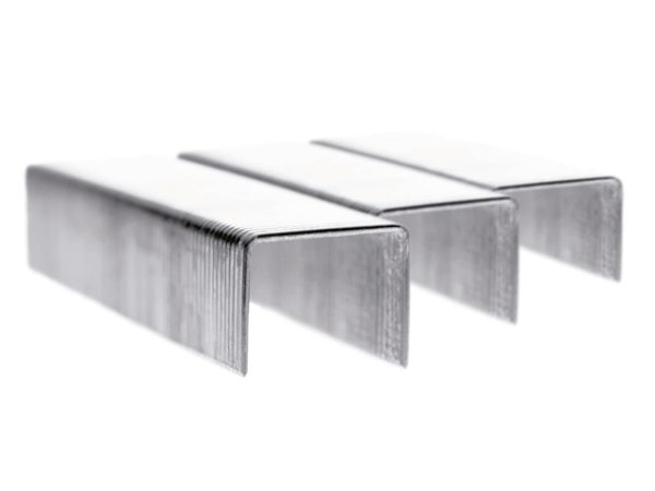 140/14 14mm Galvanised Staples Poly Pack 5000