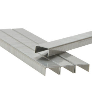 140/6 6mm Galvanised Staples Box 2000