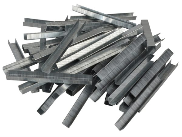 140/8 8mm Galvanised Staples Poly Pack 5000