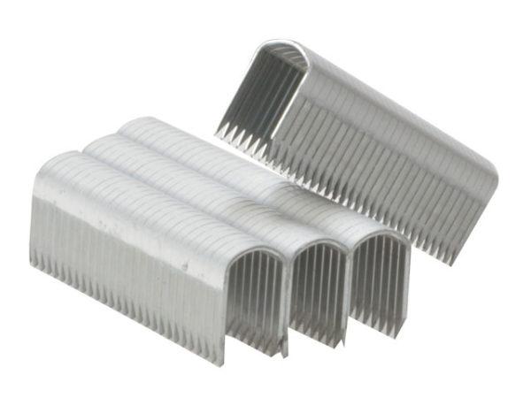 28/10 10mm DP x 5m White Staples Box 5 x 1000