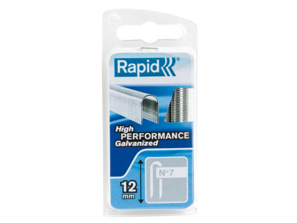 7/12mm Cable Staples Narrow Box 960