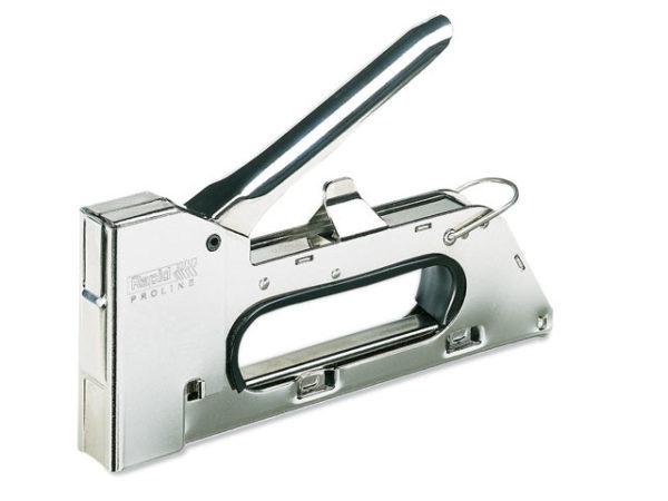 R14 PRO Heavy-Duty Hand Tacker (140 Staples 6-8mm)