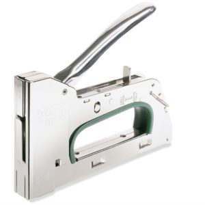 R34 PRO Heavy-Duty Hand Tacker (140 Staples 6-14mm)