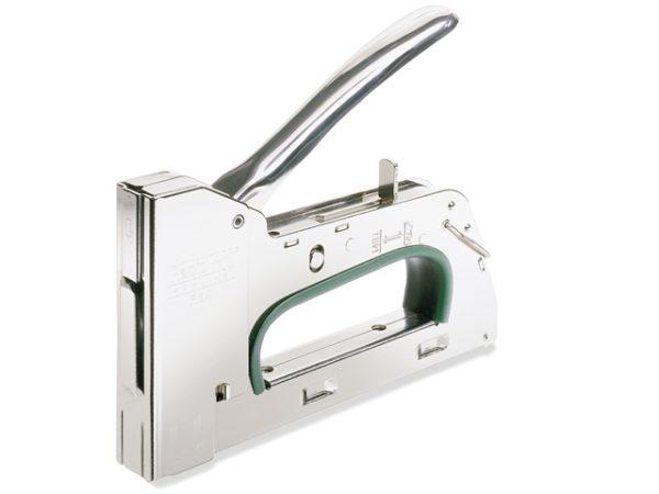 R34 PRO Heavy-Duty Hand Tacker (140 Staples 6-14mm)
