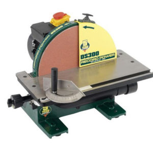 DS300 Cast Iron Disc Sander 305mm (12in)