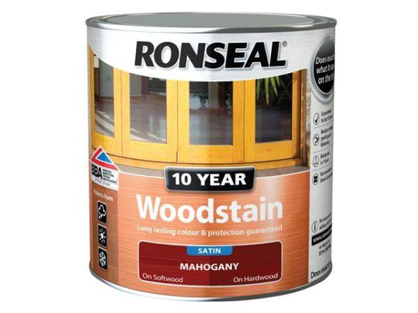 10 Year Woodstain Mahogany 750ml