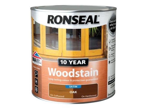 10 Year Woodstain Oak 750ml