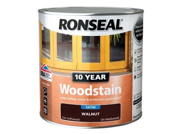 10 Year Woodstain Walnut 750ml